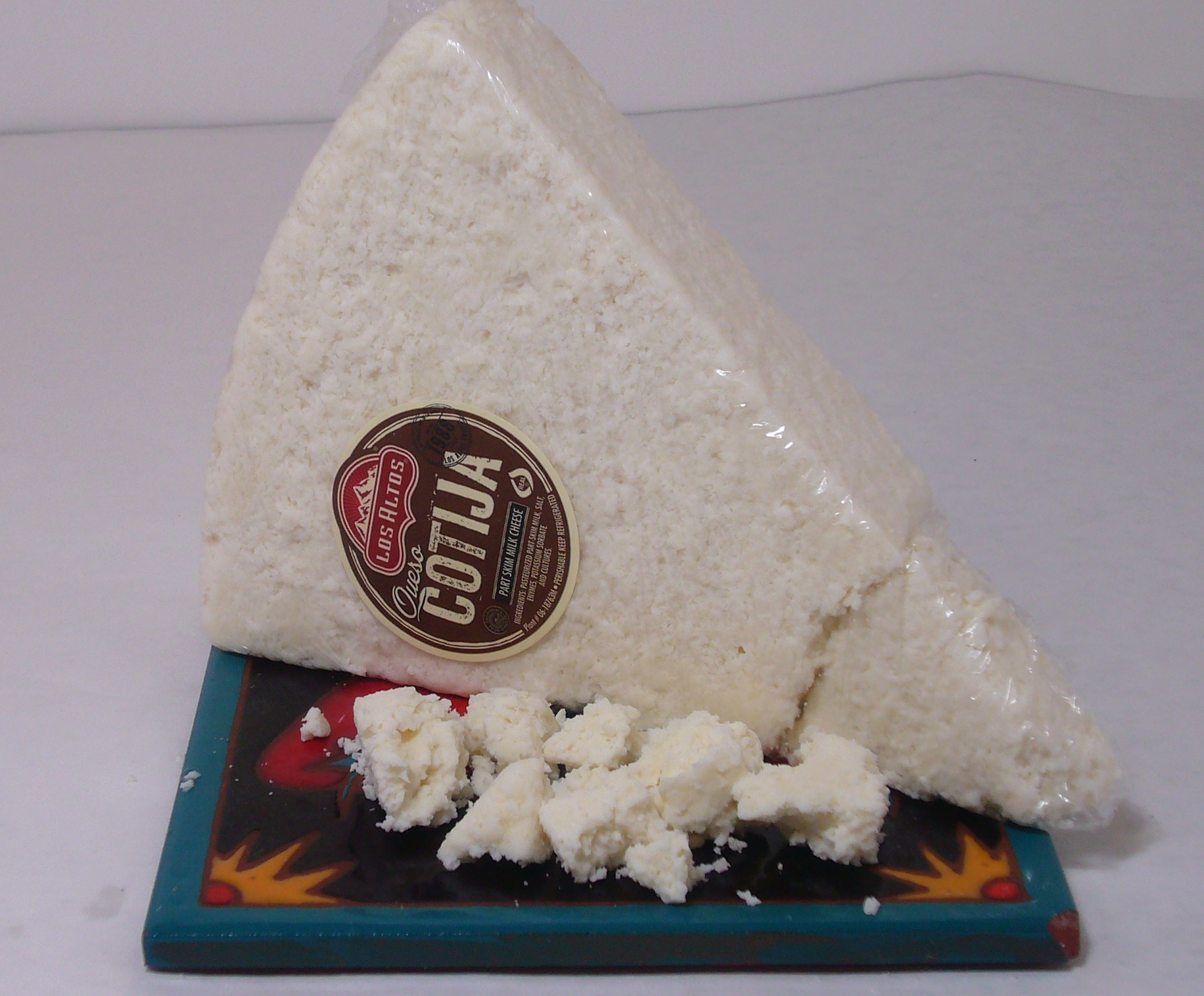 what is cotija cheese