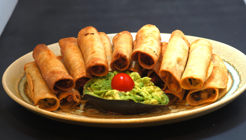 Dorados Image: Taquitos. Flautas Y Tacos Dorados