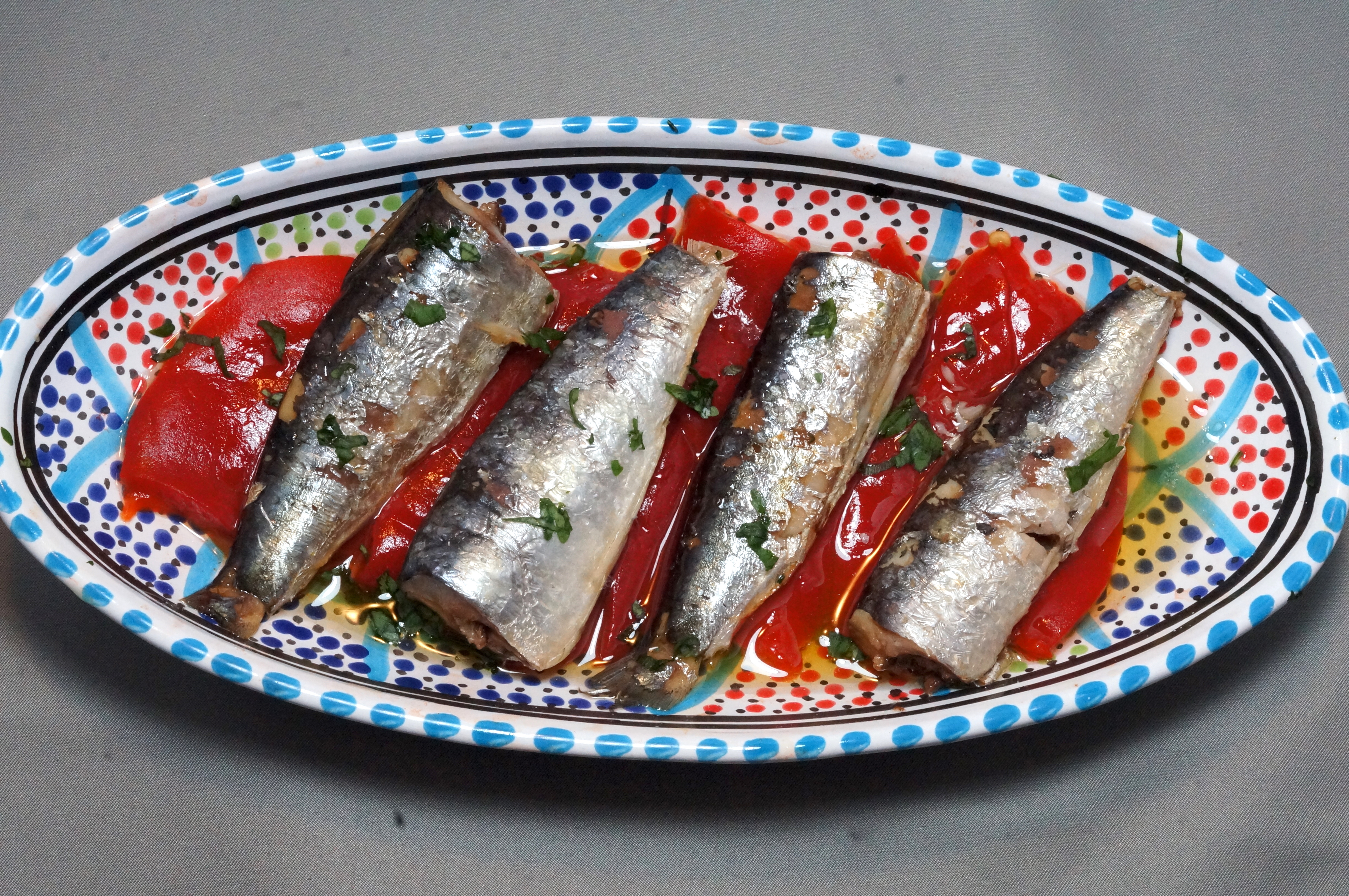 Are You Kidding – Canned Sardines?