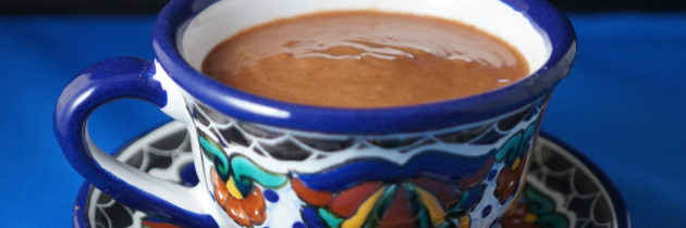Atole de Pinole – Breakfast for Runners