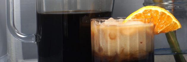Iced Café de la Olla