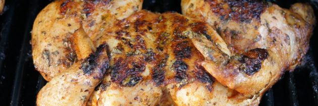 Mexican Roadside Grilled Chicken