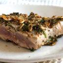 Oregon Coast Tuna a la Cocina California